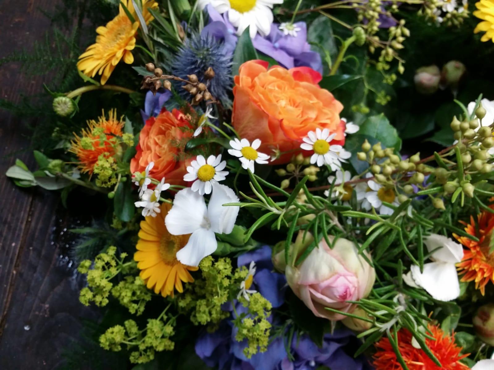 Blumen Kopf Deggendorf