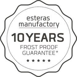 Esteras Frostsiegel